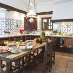 Villa Sitges S-104 - keuken
