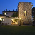 Villa Sitges S-104 - villa - avond