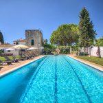 Villa Sitges S-104 - villa - zwembad