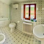 Villa Todi U801 - badkamer