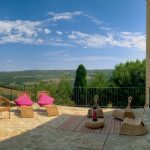 Villa Todi U801 - terras
