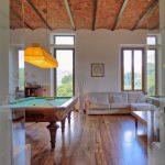 Villa Vicchio - woonkamer