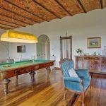 Villa Vicchio - biljart