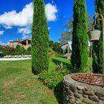 Villa Vicchio - tuin