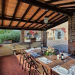 Villa Vicchio - veranda