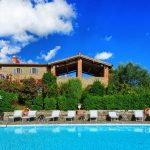 Villa Vicchio - zwembad-villa