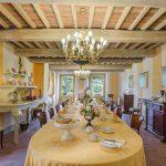 Villa Luca - eetkamer