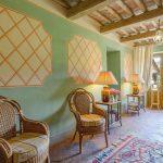 Villa Luca - zitje - overloop