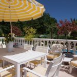 Villa Mouans-Sartoux - balkon-zitje