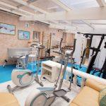 Villa Mouans-Sartoux - fitnessruimte