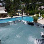 Villa Mouans-Sartoux - jacuzzi
