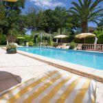 Villa Mouans-Sartoux - zwembad-tuin