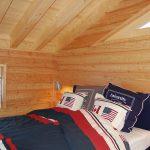Chalet Aquarius - slaapkamer