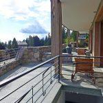 Chalet Chanson - balkon