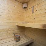 Chalet Chocolat - sauna