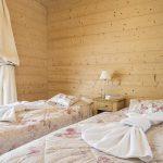 Chalet Chocolat - slaapkamer