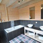 Chalet Du Soleil Grand Luxe - badkamer