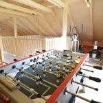 Chalet Du Soleil Grand Luxe - recreatieruimte