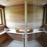 Chalet Du Soleil Grand Luxe - sauna