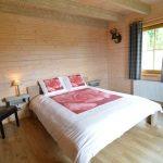 Chalet Du Soleil Grand Luxe - slaapkamer