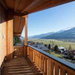 Chalet Erlebnishaus - balkon