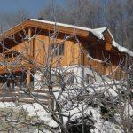 Chalet Erlebnishaus - chalet winter