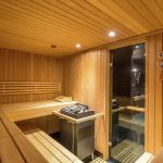 Chalet Erlebnishaus - sauna