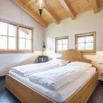 Chalet Erlebnishaus - slaapkamer
