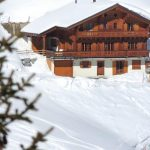 Chalet Godfrey - chalet winter
