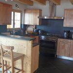Chalet Godfrey - keuken