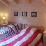 Chalet Godfrey - slaapkamer