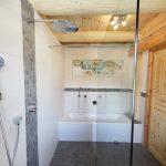 Chalet Karin - badkamer met bad