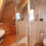 Chalet Karin - badkamer met douche