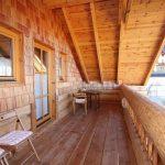 Chalet Karin - balkon