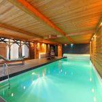 Chalet Les Cèdres - privézwembad