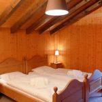 Chalet Les Cèdres - slaapkamer