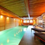 Chalet Les Cèdres - zwembad