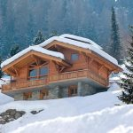 Chalet Les Roches - chalet winter