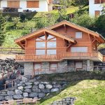 Chalet Les Roches - chalet zomer