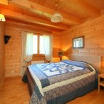 Chalet Petit Roc - slaapkamer