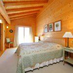 Chalet Petit Roc - slaapkamer groot