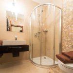 Chalet Wooden Residence - badkamer