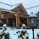Chalet Wooden Residence - chalet winter