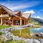 Chalet Wooden Residence - chalet zomer
