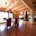 Chalet Wooden Residence - eethoek