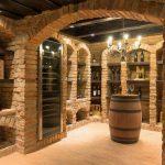 Chalet Wooden Residence - wijnkelder