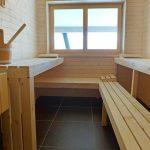 Chalet Woovim - sauna