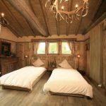 Chalet de la Source - slaapkamer