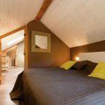 Vakantiehuis A l'Ombre du Pin - slaapkamer