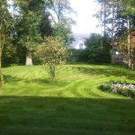 Vakantiehuis Brugge en Gent - tuin